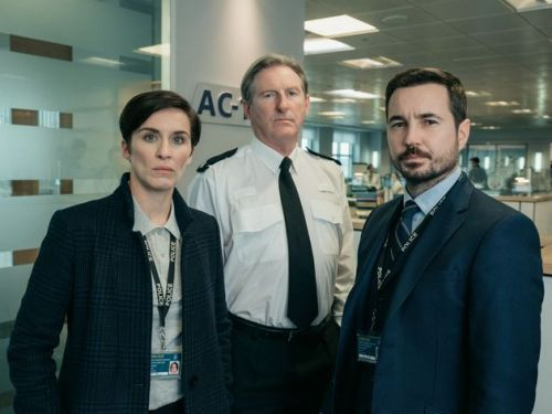 Line Of Duty's Adrian Dunbar Teases 'Head Wreck' Of Series 6: 'The Audience Will Find It Shocking'