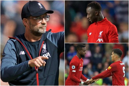 How Jurgen Klopp will utilise Liverpool's squad depth to keep unbeaten run intact