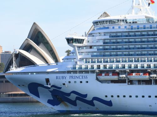 Australian authorities seized the Ruby Princess' black box after a coronavirus outbreak was linked to the cruise ship