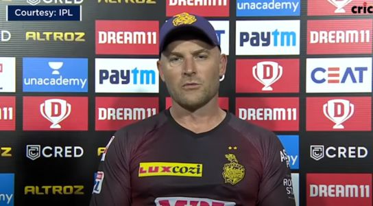 Brendon McCullum 'firmly believes' Kolkata Knight Riders can win IPL despite heavy Royal Challengers Bangalore defeat