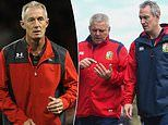 Wales assistant coach Rob Howley is sent home for betting offences just days before Rugby World Cup
