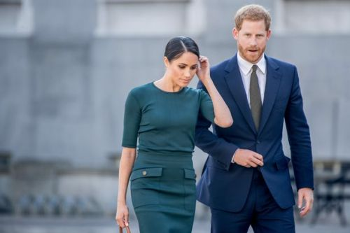 Meghan and Harry's newborn daughter Lilibet still missing from royal succession