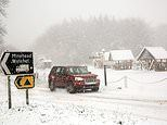 Get ready for the Big Freeze! 'Arctic swell' will see temperatures plummet to -9C
