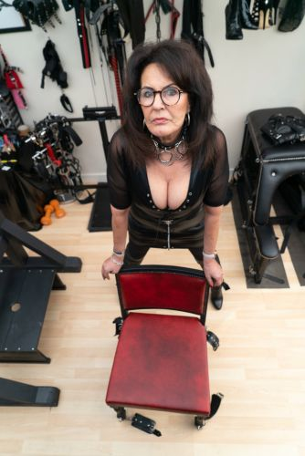 Three-times divorced dominatrix gran charging bored housewives £120 an hour for BDSM lessons
