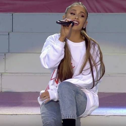 Ariana Grande set for 7th UK Number 1 single with 'Positions'