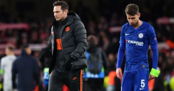 Lampard provides Jorginho update amid Juventus swap deal claims