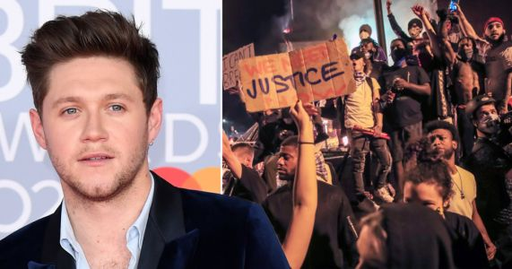 Niall Horan slams Donald Trump's tweet calling protestors 'thugs' after George Floyd death