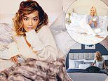 How a BEDDING range became the unlikely show of a celebrity's star power