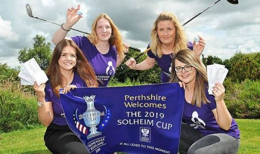 Solheim Cup: Rental firm teed off at lack of homes for prestigious golf event