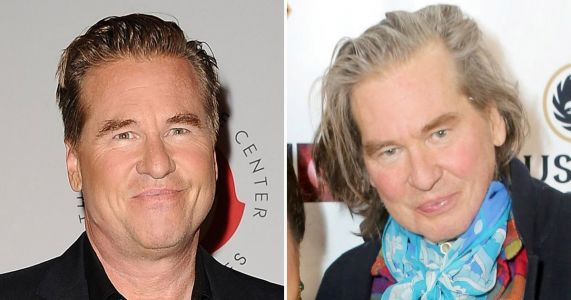 Val Kilmer looks healthy and happy at art exhibition in LA after battling throat cancer