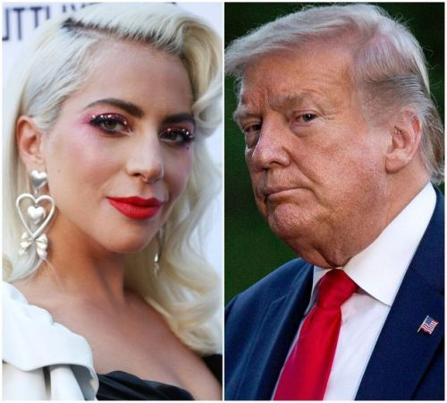 Lady Gaga Brands Donald Trump A 'Racist Fool' As She Shares Outrage Over George Floyd's Death