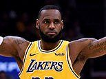 LeBron James leads LA Lakers in stunning comeback win over Houston Rockets