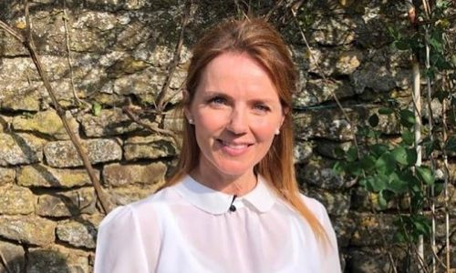 Geri Horner gives a look inside her beautiful country garden