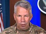 Army Gen. reveals 'immense' operation to build 341 field hospitals