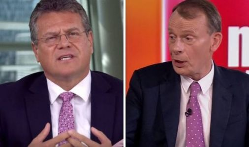 BBC viewers 'switch off' and slam Andrew Marr as he sticks up for Brexiteers