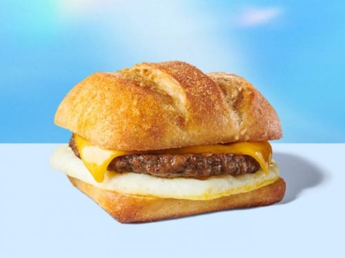 Starbucks ties up with Impossible to sell a new plant-based breakfast sandwich on revamped summer menu