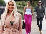 Chloe Ferry, Shaughna Phillips and Pete Wicks are spotted filming Celebs Go Virtual Dating