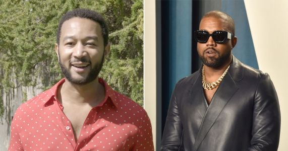 John Legend insists Donald Trump isn't the reason why he and Kanye West are no longer close friends