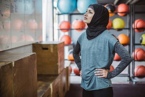 This Muslim teen started her own gym classes for women who wear hijabs