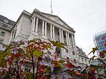 ALEX BRUMMER: Questions over inflation trends cast a shadow