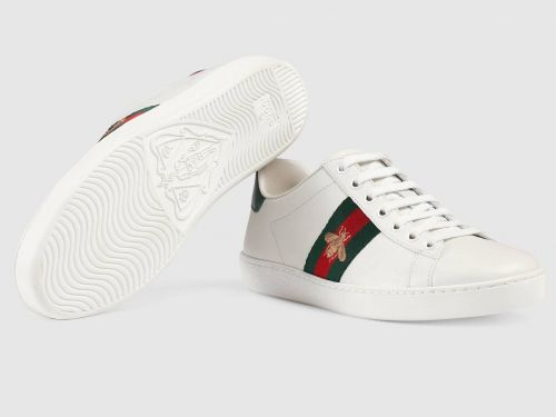 A discount store in the UK is selling $11 sneakers that look nearly identical to a $650 pair from Gucci