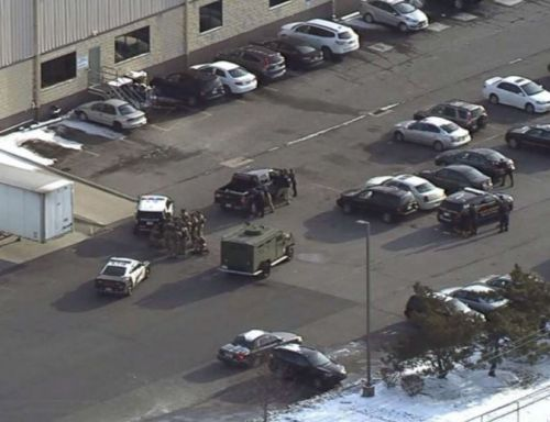 'Active shooter on loose at New Jersey UPS courier depot'