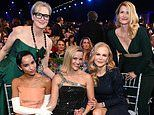 Big Little Lies reunion! Reese Witherspoon, Nicole Kidman, Laura Dern and more team up at SAG Awards