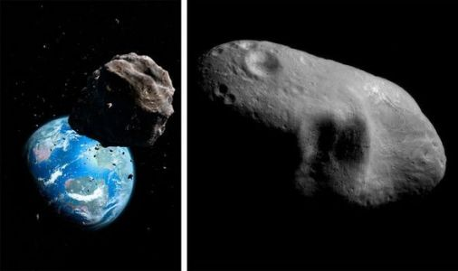 Asteroid Apophis: Why astronomers fear 'God of Chaos' could strike TWICE in 2029 and 2036