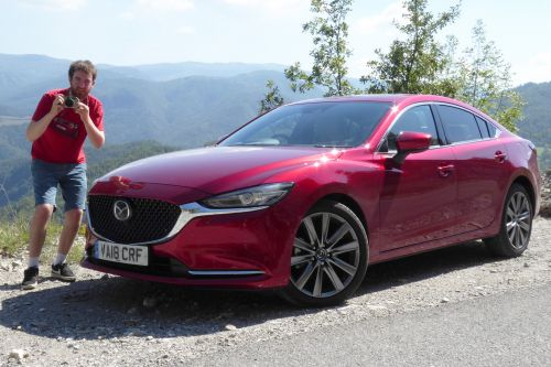 Mazda 6 2.5 GT Sport Nav+: long-term test review