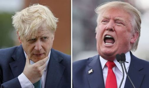 Brexit blow: US-UK trade deal rumbled as MoD insider claims Trump's demands can't be met