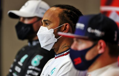 Rosberg: 'Talent-wise, Hamilton the best of all-time'