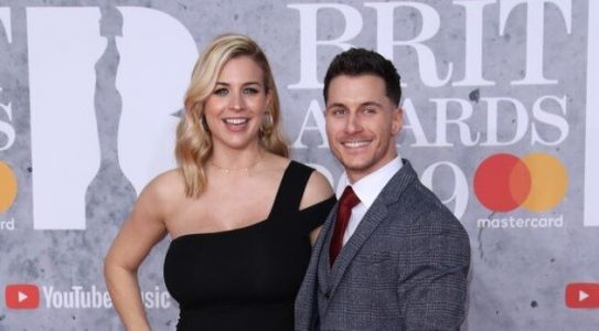 Gemma Atkinson And Gorka Marquez Share First Photos Of Baby Mia