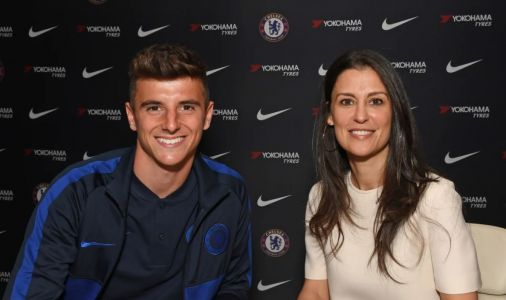 CONFIRMED: Mason Mount signs new 5 year contract with Chelsea