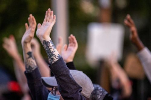 White People, Your Solidarity Isn't Enough