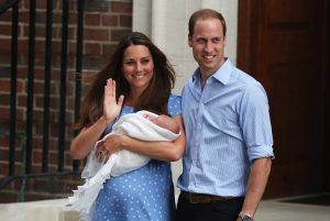 Kate Middleton admits she found post-birth photos after Prince George 'terrifying'