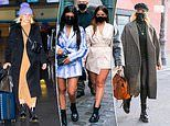 From punk to popular! Celebrities and supermodels step out in Dr Martens
