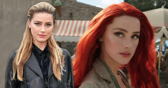 Amber Heard teases Aquaman return with throwback snap amid legal battle with Johnny Depp