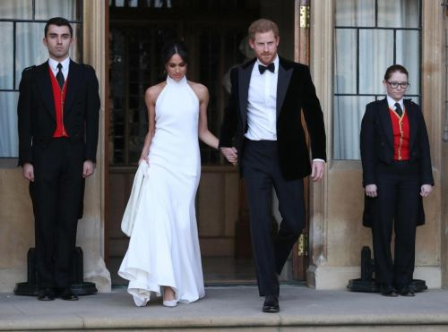 Prince Harry and Meghan Markle's famous friends gush about 'surreal' Royal Wedding on social media