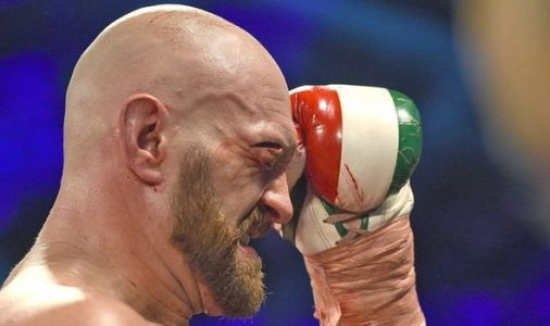Tyson Fury cut: Deontay Wilder claims gruesome gash reopened in sparring as theory emerges