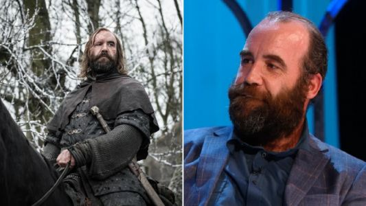 Game Of Thrones star Rory McCann went on 'crazy diet' for topless scene that got cut last-minute