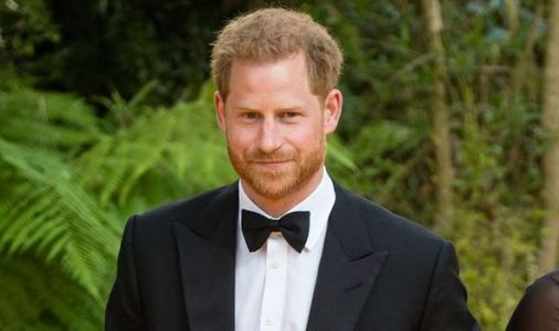 Royal fury: BBC in huge row as it issues apology to Prince Harry over 'race traitor' image