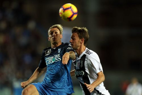 Arsenal 'seriously monitoring' Juventus defender Daniele Rugani