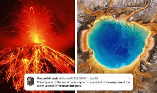 Yellowstone eruption fears: 41 earthquakes hit Yellowstone amid concerns of overdue blast