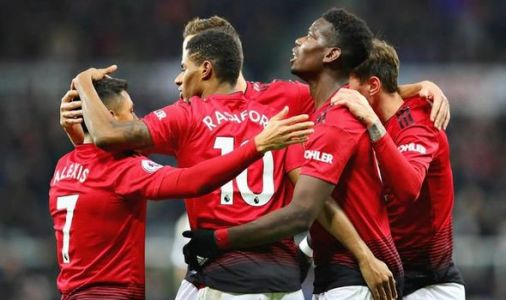 Man Utd news: Duo in best Premier League XI since January -Liverpool trio but no Mane