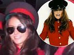 Michelle Keegan is the spitting image of Cheryl as she wears singer's Fight For This Love costume
