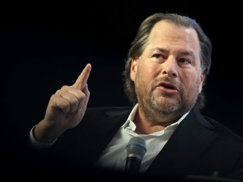Billionaire Marc Benioff is asking for higher taxes on America's wealthiest people - and he's just the latest in the chorus of ultra-wealthy people with the same demand