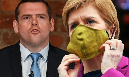 Should be ashamed! Nicola Sturgeon ripped apart for 'catastrophic' failure in leadership