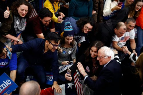 Bernie Sanders' promise to turn out young voters is a double-edge sword