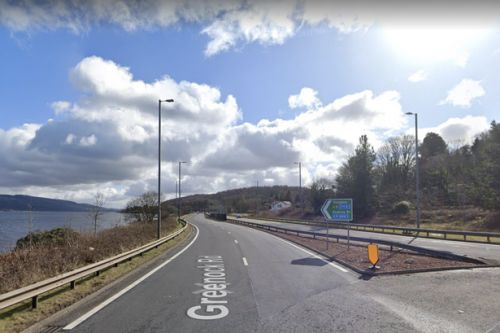 Pedestrian 'seriously injured' after being struck by BMW on Scots road