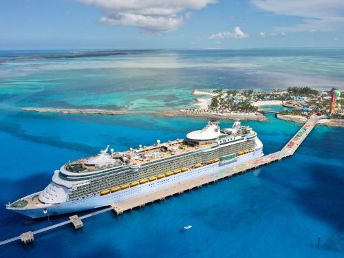 The first Royal Caribbean cruise in the US just launched after 15 months of no sailing - here's what happened